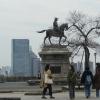 【仙台城跡(青葉城)】山の上にある?伊達政宗公騎馬像は今も城下を見守ってる?