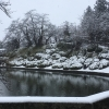 【米沢・上杉神社】雪が降るとバスかタクシーしかない?上杉謙信と上杉鷹山を祀った神