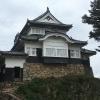 【備中松山城】日本に12しかない現存天守を持った山城?石垣の連なりがすごい!