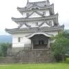 【近道は滑って危ない?】宇和島城の天守閣は江戸時代のもの?地形が珍しい?