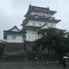 【小田原城】城郭の広さと最上階の展望から昔の姿を想像?