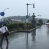 【江ノ島】たくさん歩くので、しんどい人はエスカーへ?シーキャンドルから富士山や日