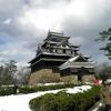 【島根県】雪の降る時期に雪の降る地域にはもう行かない!松江城と出雲大社へ