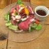 大阪駅近くのBAR「ARATA」へ!ローストビーフが美味しい!