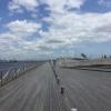【横浜・大さん橋】大きくてピカピカ?横浜開港の名残がある?