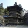 【さざえ堂】会津若松・飯盛山にある捻れたお堂!上りと下りですれ違う事なく一方通行