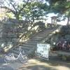徳島城跡は徳島駅から徒歩10分!旧徳島城表御殿庭園へ