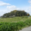 唐招提寺から近鉄尼ヶ辻駅まで1.2kmを歩いた?垂仁天皇陵(古墳)がある?