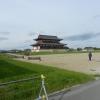 【平城宮跡その2】朱雀門広場に何がある?南北の距離は1km以上?広さを歩いて体感して