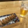 【高知・ひろめ市場】安兵衛の餃子と、はちきん地鶏醤油ラーメンを食べた!
